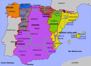 mapa spanije Narodi Bez Granica | Nacionalne manjine i samoopredeljenje mapa spanije
