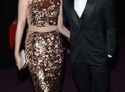 Evan Rachel Wood casó Jamie Bell vestida Carolina Herrera