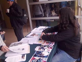 NOTICIA VIEJA: BLACK EN EVENTO TRAZOS DEL SANTO TOMAS DE TEMUCO