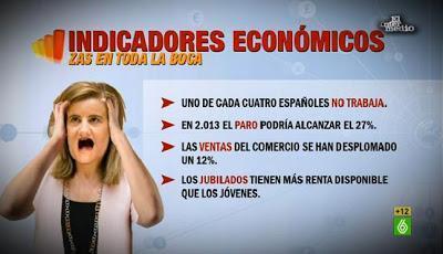 El Intermedio 30/10/2012