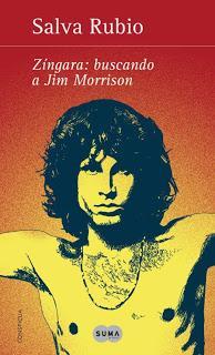 Zíngara: Buscando a Jim Morrison, de Salva Rubio