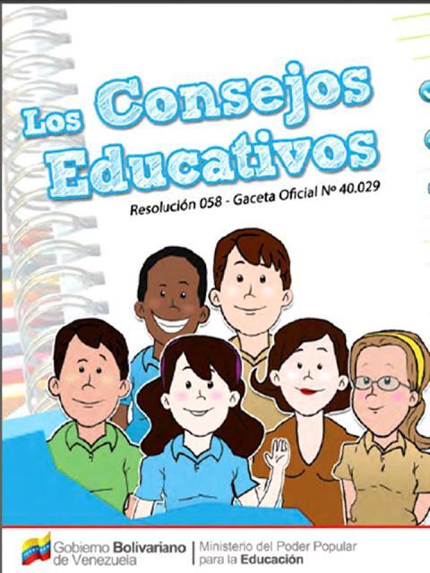 Datos para conocer resolución 058 y los consejos educativos