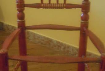 C mo renovar una vieja silla con telas paperblog - Como mantener la casa limpia y perfumada ...