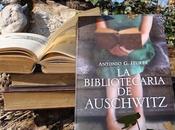 bibliotecaria Auschwitz, Antonio Iturbe