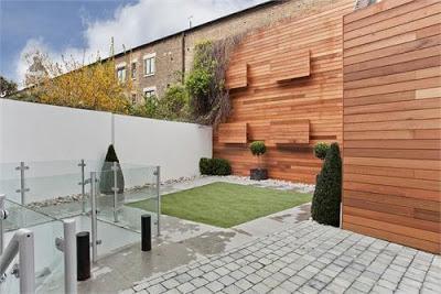 Patios modernos ii paperblog for Decoracion de patios modernos