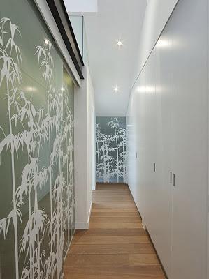 Pasillos modernos en casas minimalistas paperblog - Decoracion de pasillos modernos ...