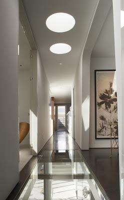 Pasillos modernos en casas minimalistas paperblog - Pasillos modernos ...