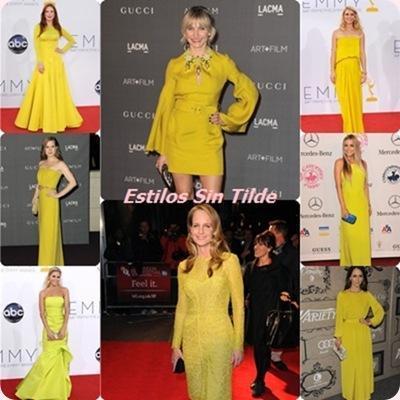 cats thumb Tendencias Vestidos de Fiesta: Apuesta por el color amarillo