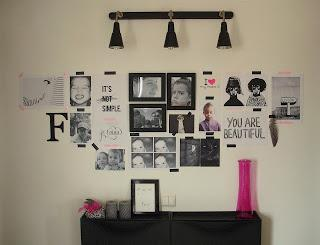 Paredes decoradas y personalizadas paperblog Paredes decoradas con fotos