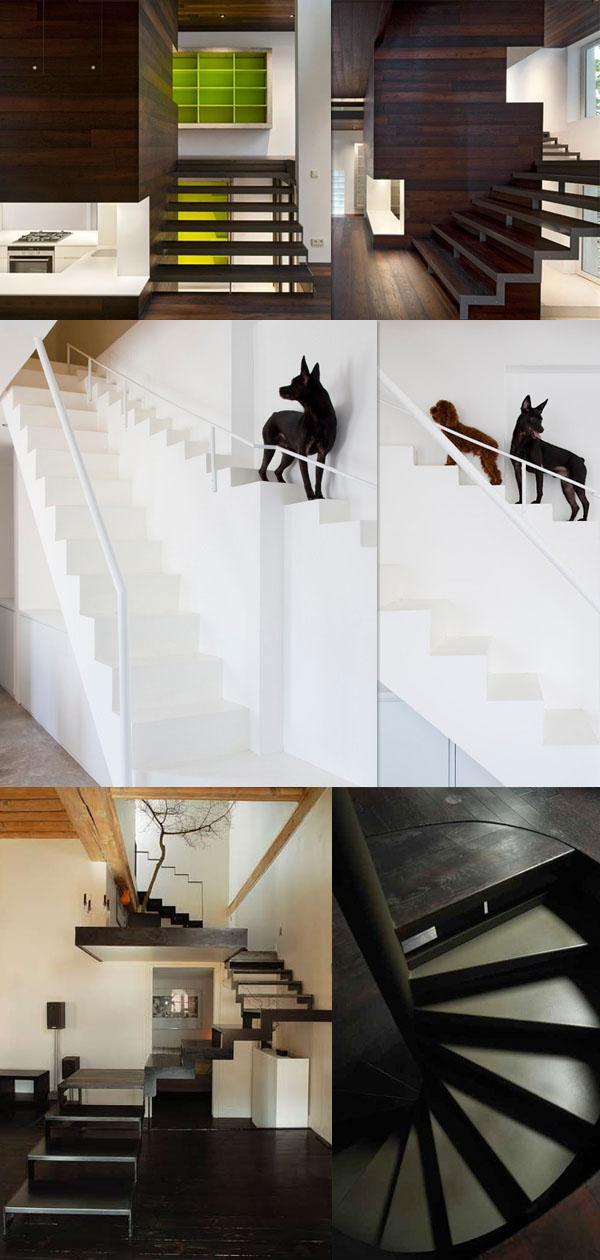 Escaleras de dise o paperblog - Escaleras de diseno ...