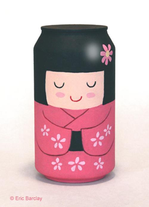ideas de diseño creativo reciclaje de latas o envases