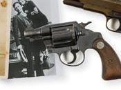 revólveres Bonnie Clyde, subastados EEUU 500.000 dólares