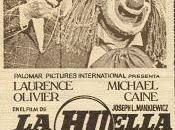 CINEFÓRUM SOBREMESA (porque cine alimenta...)Hoy: Huella, (Joseph Mankiewicz, 1972)