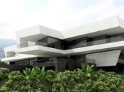 A-cero presenta proyecto vivienda unifamiliar Beirut
