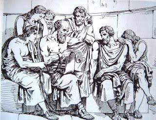 234.- Sobre el método socrático de la mayéutica.