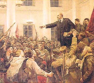 La revolución bolchevique no fue un golpe de estado