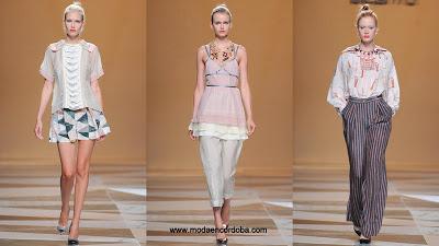 Moda Internacional Verano 2013.Alianto