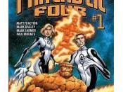 Primer vistazo primeras páginas portadas Fantastic Four