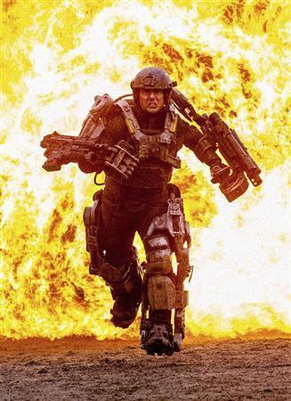 Primera imagen de Tom Cruise en 'All You Need Is Kill'
