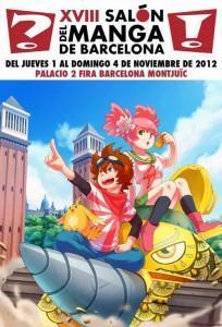 El XVIII Salón Manga de Barcelona cierra con unas cifras de record.