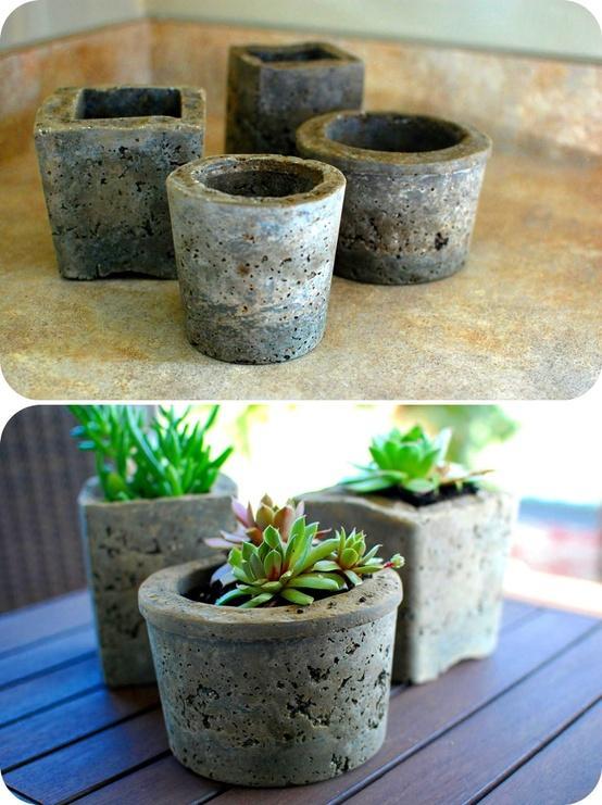 Consegu hoy todo un paso a paso de como crear hermosos - Como mezclar cemento ...