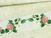 Kits toallas punto cruz