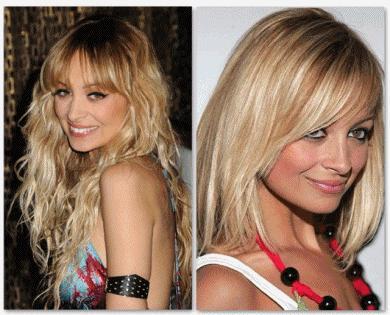 anigif thumb5 Tendencias peinados mujer 2013: ¿Pelo corto o largo?