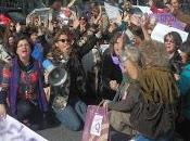 mujeres manifiestan Córdoba