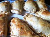 Empanadas tipo argentinas relleno
