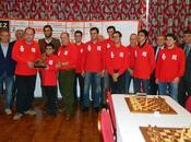 Sestao Naturgás Campeón España ajedrez equipos División Honor 2012