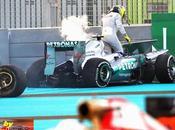 Rosberg lleva delante karthikeyan dhabi