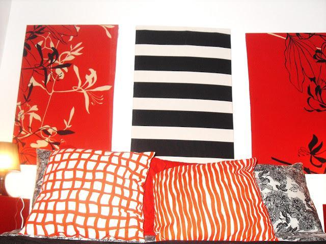 Cuadros con retales y corcho paperblog for Cuadros con corchos