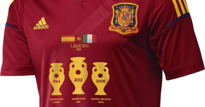 Homenaje a la selección española de fútbol de ayer y de hoy