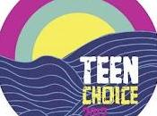 Lista nominados Teen Choice Awards