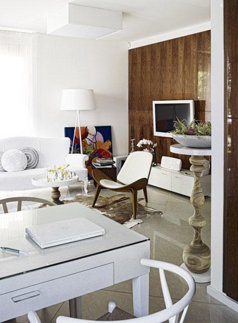 Un piso de lujo en 47 metros cuadrados paperblog for Como decorar un piso de 40 metros cuadrados