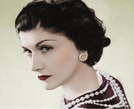 Gabrielle Bonheur, Coco Chanel