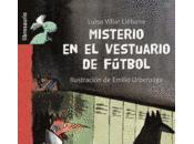 'Misterio vestuario fútbol' Luisa Villar