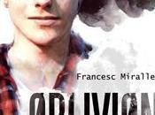 "Reseña ""Oblivion"", Frances Miralles"
