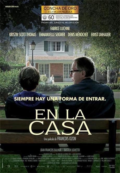'En la Casa' un sorprendente film francés