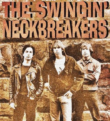 The Swingin´ Neckbreakers: Salvaje salvaje fue la noche...