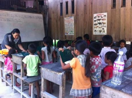Class 600x447 Voluntariado en Camboya