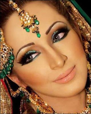en línea árabe facial