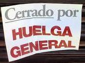 huelga general, brotes verdes, signos positivos hambre pueblo
