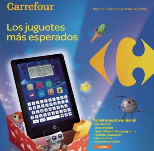 Descuentos en juguetes hipermercados tiendas carrefour - Folleto juguetes carrefour ...