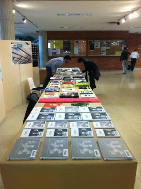 III Feria Internacional de Editoriales y Revistas de Arquitectura (FIERA)