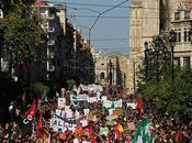 huelga general 14-N, éxito masas precedentes