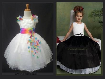 Fotos de vestidos de princesas para la fiesta de su niña - Paperblog