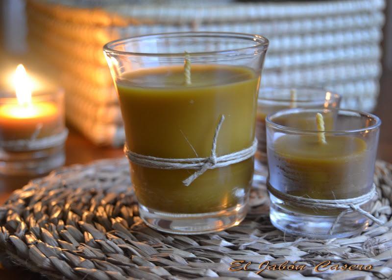 Velas de miel regalos personalizados en navidad paperblog - Velas de miel ...
