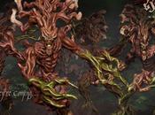 Elfos silvanos alternativos: Arbóreos Raging Heroes