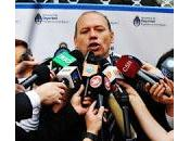 Denuncia penal contra Sergio Berni